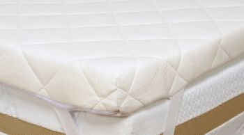 Memory Foam Topper 50 Series with Luxurious Cover (5cm)